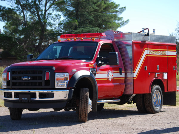 Vehicles - Whetstone Fire Department